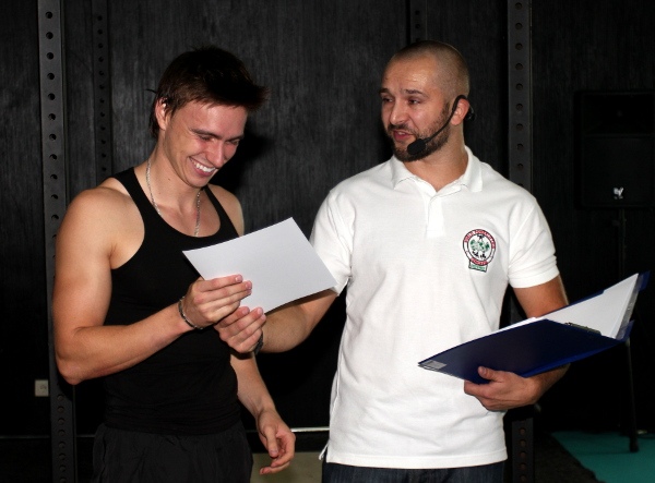 Турнир по Crossfit в Новороссийске