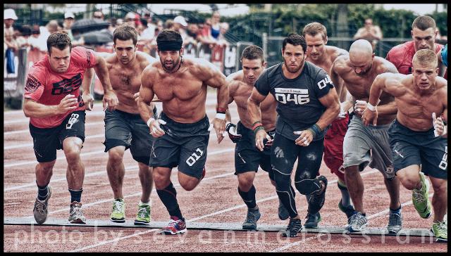 В чем заниматься CrossFit?