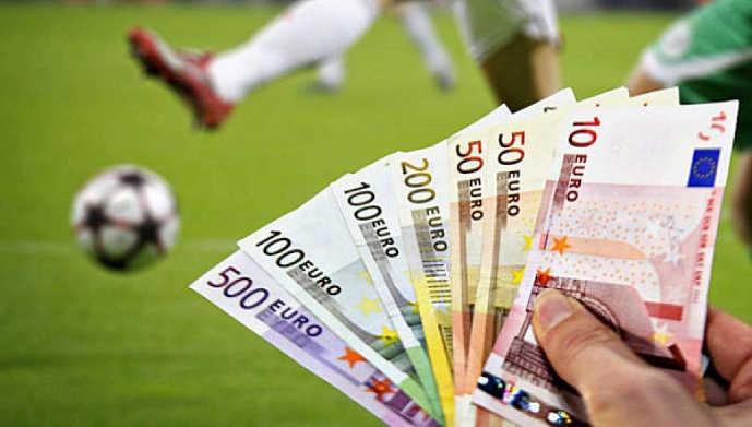 Деньги в футболе