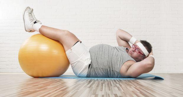 диета, а не спортзал